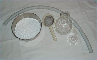 Amasci.net - Ethanol purification (method 2)